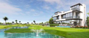 Unit in Golf Porto Cairo Mostakball City with 169m