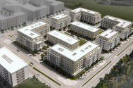 Unit in Hyde Park Fifth Settlement with 192m