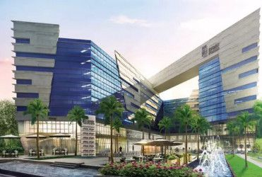 Office with an area of 82m in Ivory Plaza Capital