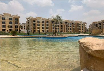 Apartments for sale in Stone Residence New Cairo