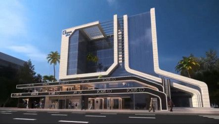 Business Plus Mall New Cairo