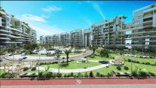 Apartment with garden in New Cairo Rivan Compound
