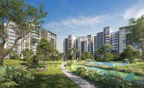 Apartments for sale in Zed Towers