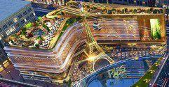 مكتب في باريس إيست العاصمة الادارية الجديدة بمساحة 45 متراً