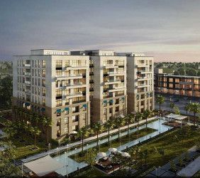 Apartments for sale in Zavani New Capital with spaces starting from 154 m.