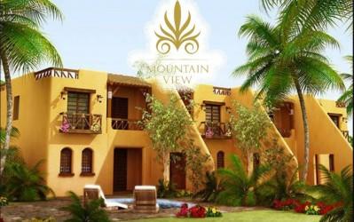Villa 320 meters in Mountain View Sokhna