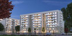 Apartments for sale in Zavani New Capital with spaces starting from 168 m.