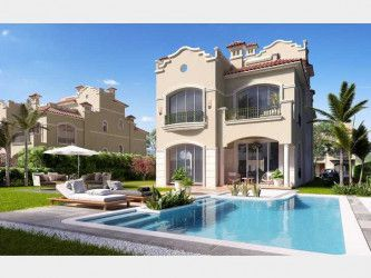 Chalet for Sale in La Vista EL Sokhna