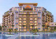 شقة كبيرة للبيع في كمبوند جنوب