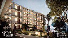 شقة 171 متر في كمبوند دي جويا