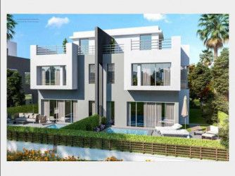 Villa for Sale in Hyde Park New Cairo 926m
