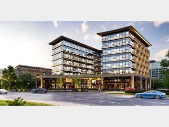 Office for Sale 24m in Marqee Park Mall