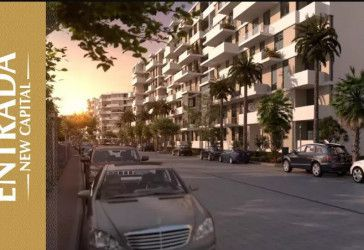 .دوبلكس للبيع بكمبوند انترادا العاصمة الجديدة بمساحات تبدأ من 210 متراً