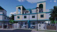 Villa in Le Ciel compound
