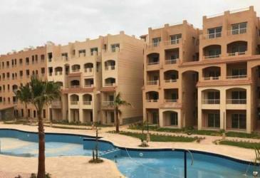 بمساحة 110 متر شقة للبيع في قرية مراسي