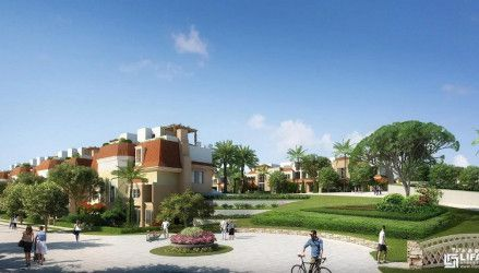 Apartments in Sarai Compound With Area 132 m²