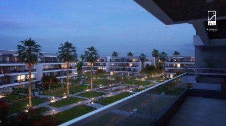 شقة في كابيتال جاردنز القاهرة الجديدة بمساحة 150 متراً