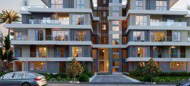 شقة بمساحة 161 متراً في سكاي كوندوز