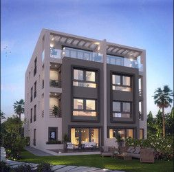 Duplex in Hyde Park New Cairo