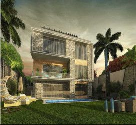 Featured villas in Midtown Solo by Better Home