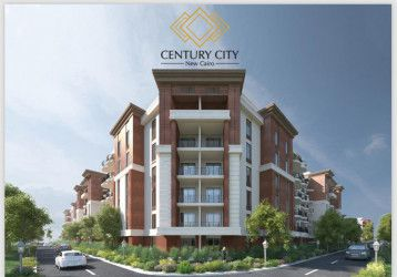 Apartment for sale in Century City 5th Settlement