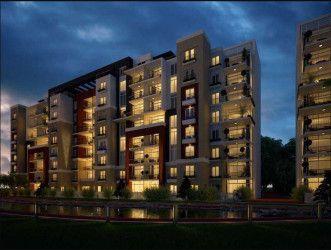Apartments in Sueno compound