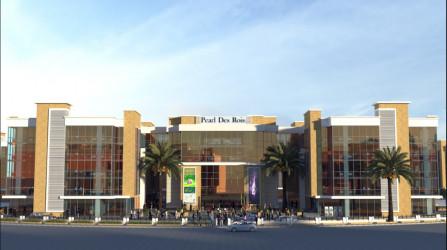 وحدة إدارية بمساحة 140 متر في مول بيرل دى روا