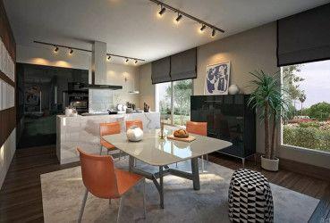 بمساحة 173 متر شقة في كمبوند سوان ليك ريزيدنس