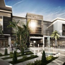 155-meter Offices in Agora Commercial Mall