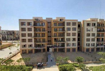 شقة في ايست تاون القاهرة الجديدة بمساحة 192 متراً