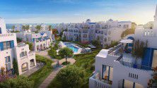 Apartments for sale in Marassi Resort