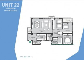 Apartment 189 SQ, M In Villette Compound New Cairo.