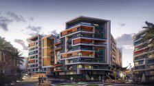 شقة الموندو العاصمة الجديدة بمساحة 150 متراً