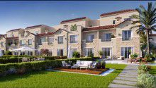 Villas for sale in La Vista City New Capital