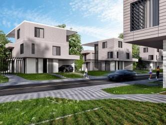 Apartment for sale in Kinda compound
