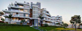 Apartment In Sky Condos Compound