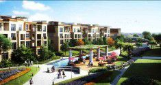 وحدات في اوداز العاصمة الجديدة بمساحة تبدأ من 52 متراً