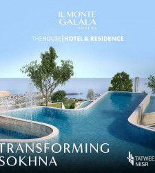 IL Monte Galala Resort Ain Sokhna