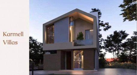 Villa 251 meters in Karamell Compound
