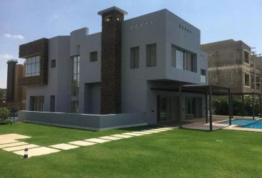 Twin House In Katameya Dunes Compound