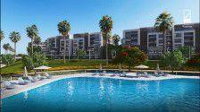 شقة في كابيتال جاردنز القاهرة الجديدة بمساحة 151 متراً