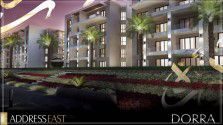 Apartment In The Address East New Cairo 160m.