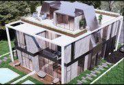 شقة في بلوم فيلدز المستقبل بمساحة 153 متراً