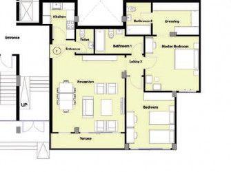 Apartment with area 141m in Boardwalk by el asreya
