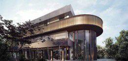 مكتب في مول ذا بافيليون العاصمة الجديدة