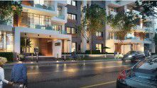 With an area of 213m an Apartment in La Mirada