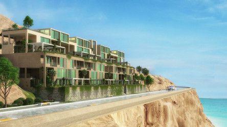 Chalet in IL Monte Galala resort