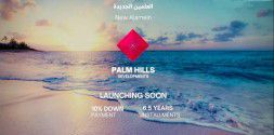Apartments for sale in Palm Hills El Alamein