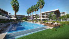 Apartment in The Groove Resort Ain Sokhna