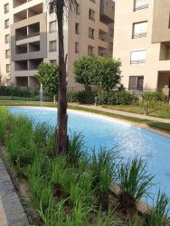 Apartments with garden for sale in The Square Compound
